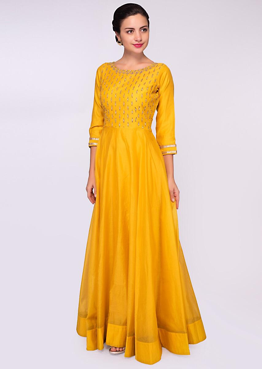 6820d13025a3a Bridesmaid Dresses In Canary Yellow - PostParc
