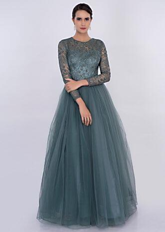 Gowns Buy Latest Party Wear Designer Gowns For Women Online