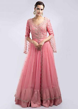 14b1438943c Gowns  Buy Latest Party Wear   Designer Gowns for Women Online ...