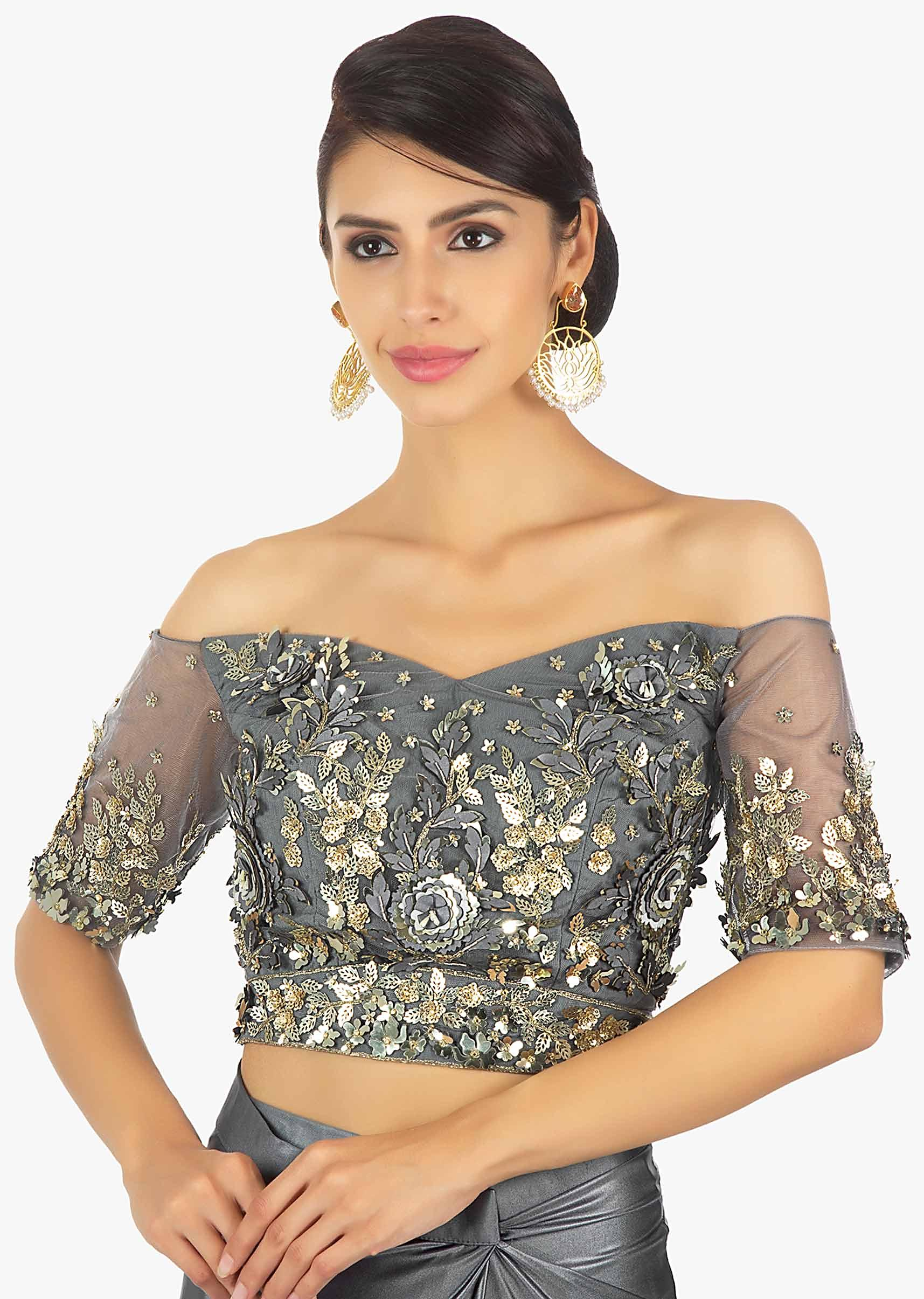 0a6bc6bdfb Wrap Around Saree Blouse - Ortsplanungsrevision Stadt Thun
