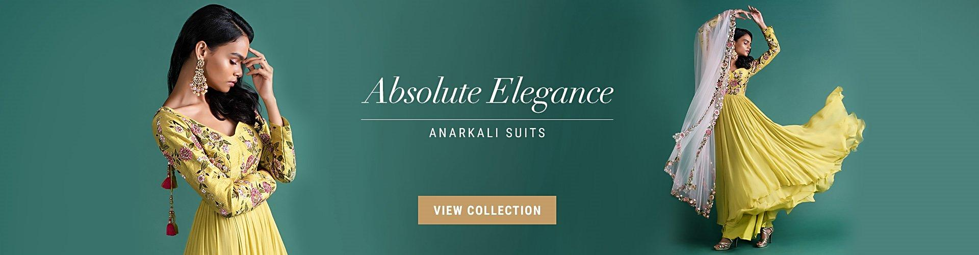 Anarkali Suits Collection