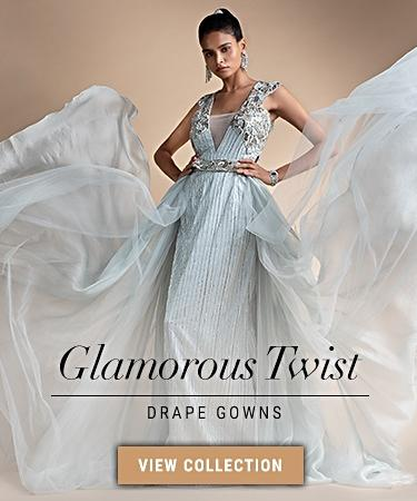 Drape Gown Collection