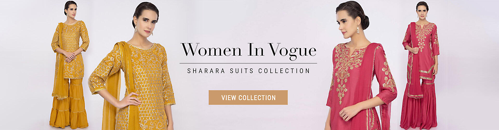 Sharara suits collection