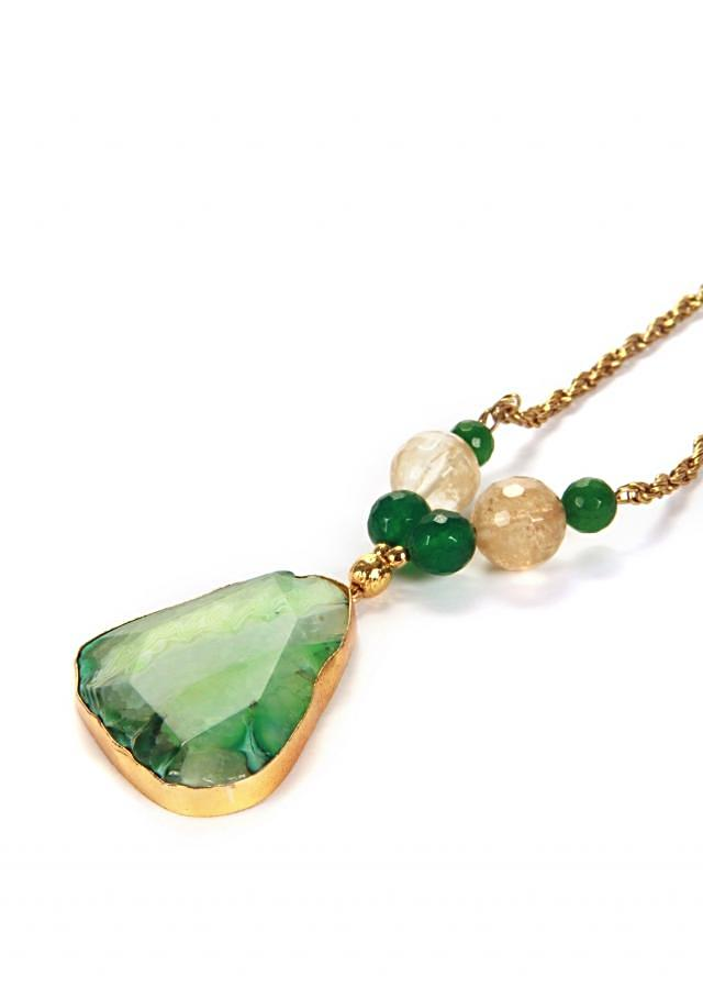 Agate Necklace only on Kalki