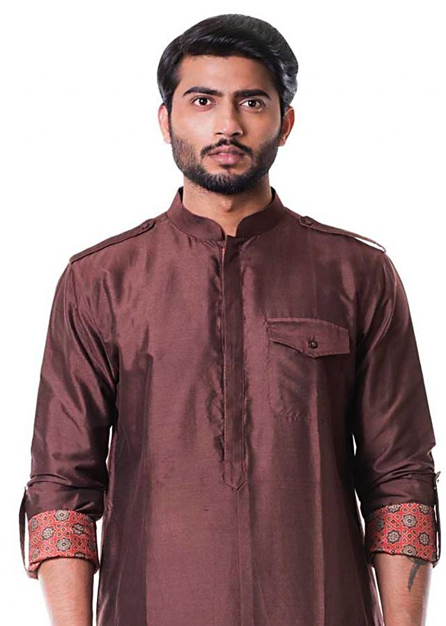 Coffee Pathani set