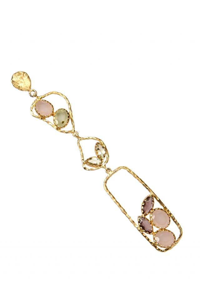 Chic Gold danglers