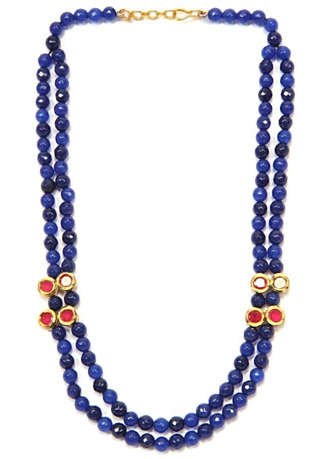 Blue With Red Stones only on Kalki