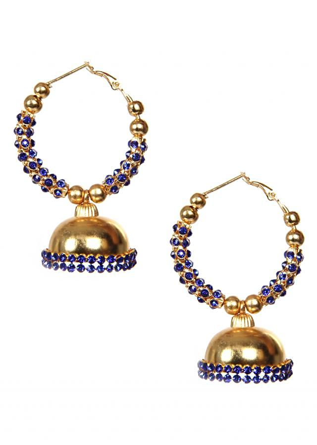 Gold Plated Bali with Hoops