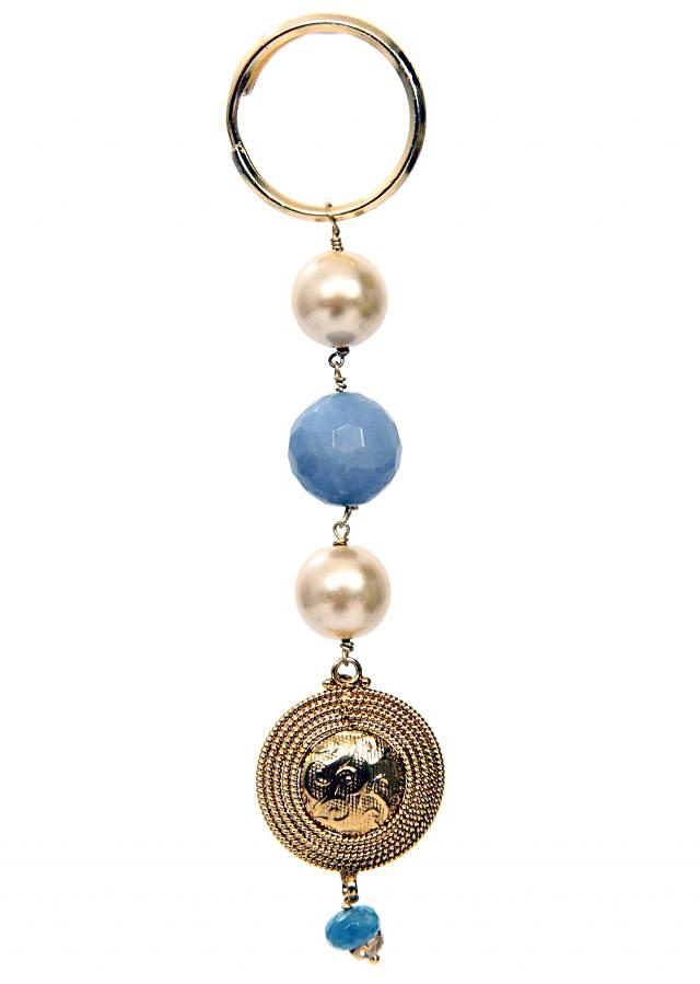 Keychain with traditional touch and a sweet giveaway too only on Kalki
