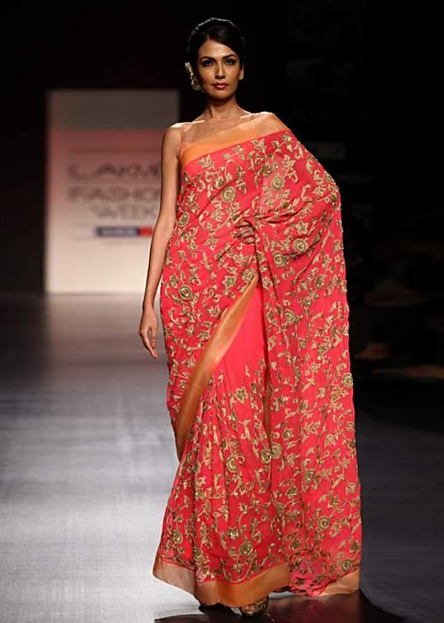 Lakme Fashion Week 2013 Collection by Manish Malhotra 14