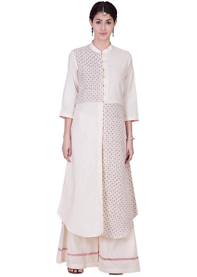 Long tunic rounded hemlines and front slit