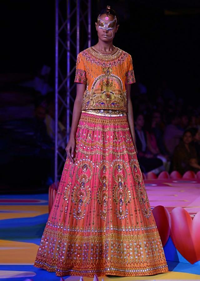Manish Arora collection at the PCJ Delhi Couture week 2013 MA11