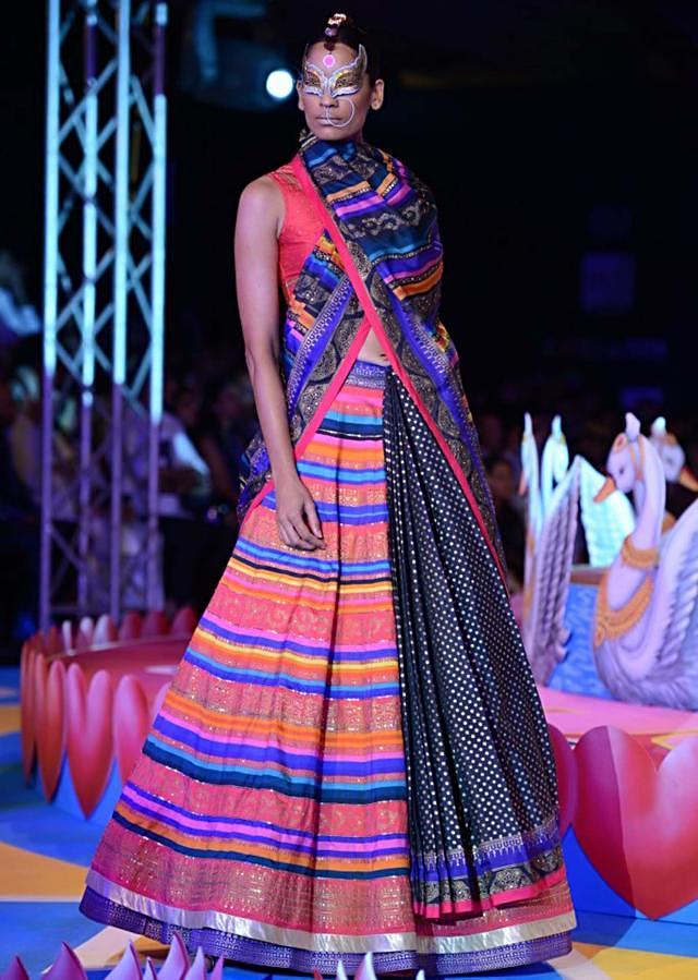 Manish Arora collection at the PCJ Delhi Couture week 2013 MA17