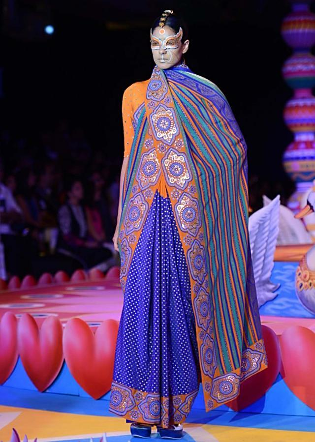 Manish Arora collection at the PCJ Delhi Couture week 2013 MA20
