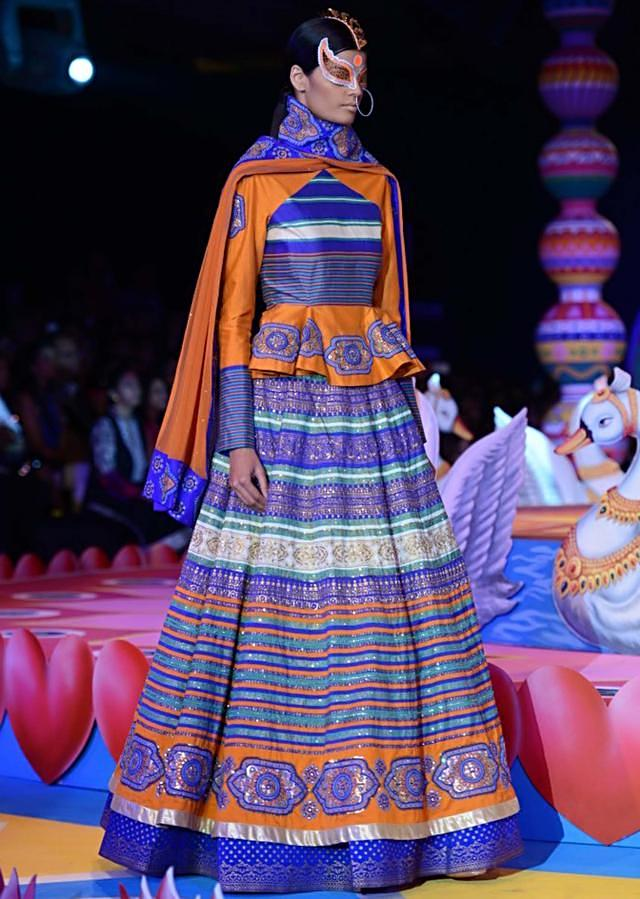 Manish Arora collection at the PCJ Delhi Couture week 2013 MA21