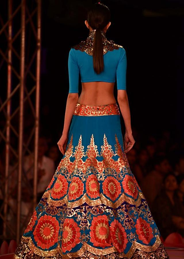 Manish Arora collection at the PCJ Delhi Couture week 2013 MA45