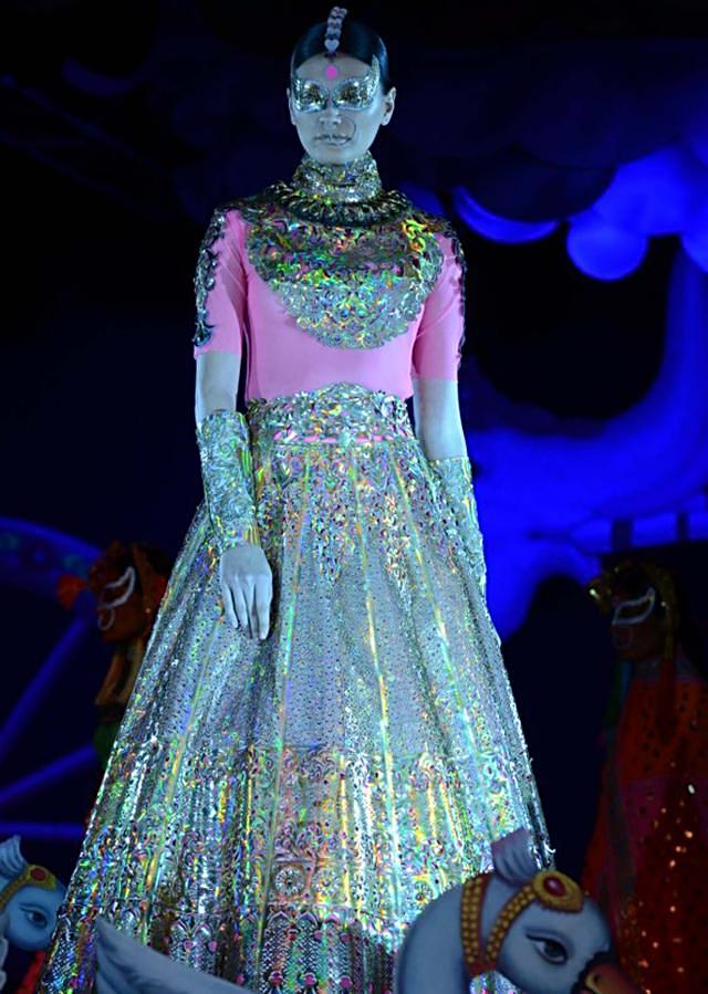 Manish Arora collection at the PCJ Delhi Couture week 2013 MA47