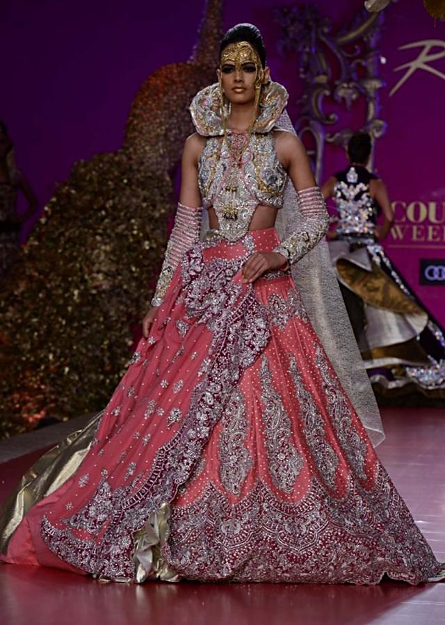 Ritu Beri Collection inspired from the culture of punjab at PCJ Delhi Couture Week 2013 RB35