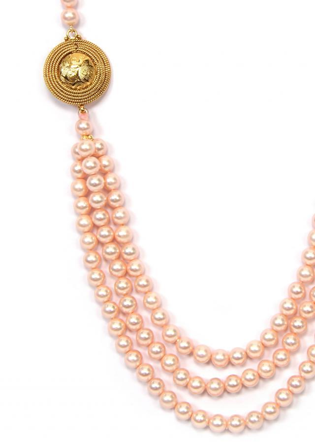 Rose Pink With Lockets only on Kalki