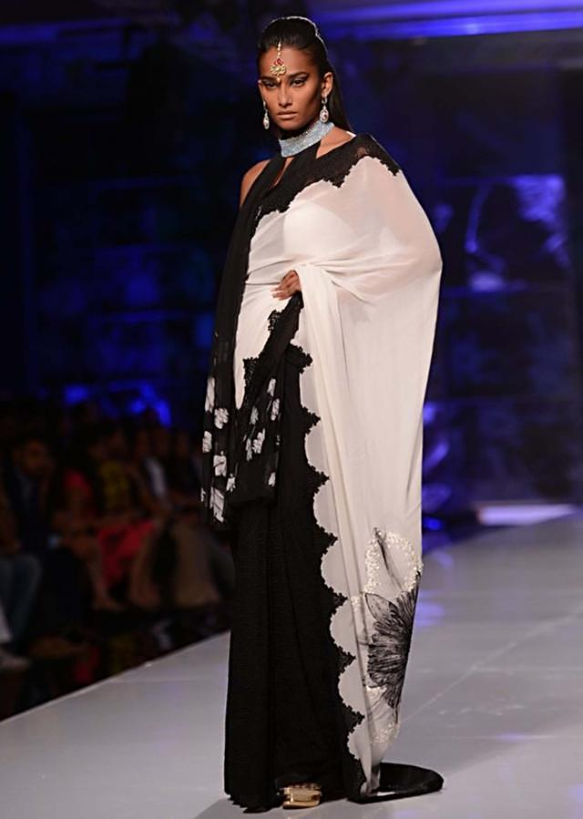 Satya Paul and Masaba Demi Couture collection at the PCJ Delhi Couture Week 2013 S42
