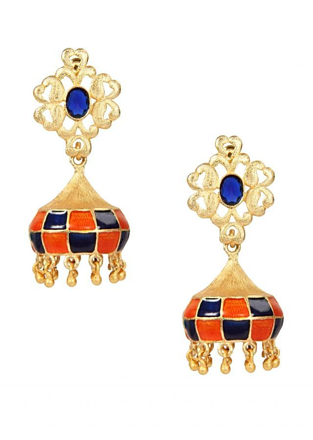 Timeless Filgiree Jhumkis