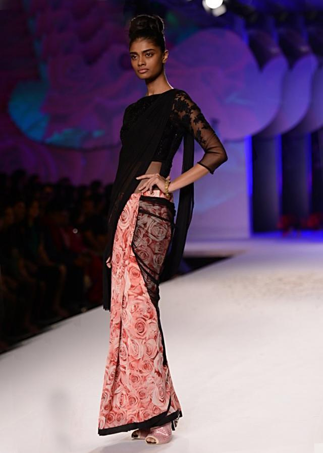Varun Bahl ethnic collection at PCJ Delhi Couture Week 2013 VB12