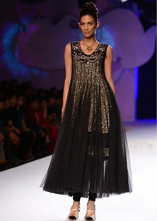Varun Bahl ethnic collection at PCJ Delhi Couture Week 2013 VB19
