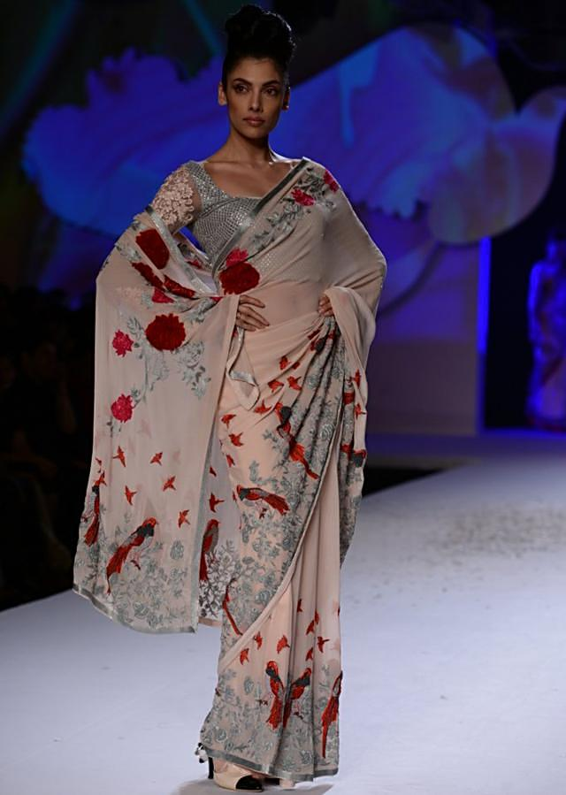 Varun Bahl ethnic collection at PCJ Delhi Couture Week 2013 VB35