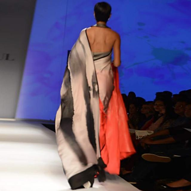 Wills Fashion Week 2013 Collection by Satyapaul 11