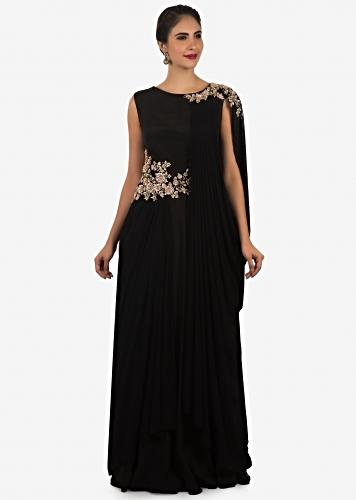 Indo Western Gown Buy Designer Indo Western Gowns For Women Online