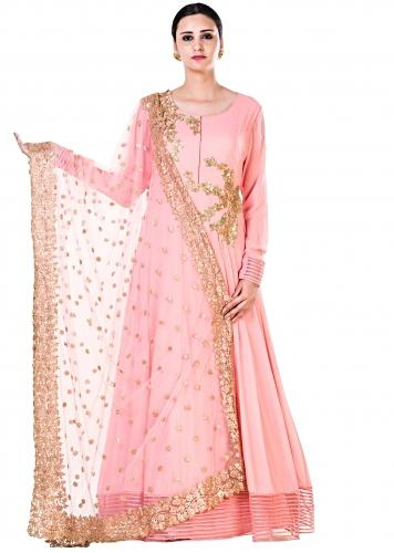 56c9580e25 50% Discount on Designer Dresses | Sale on Indian Ethnic Wear at ...