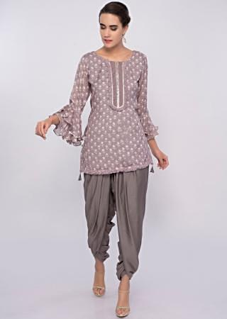 c24428c077e9e ... embroidered top with santoon dhoti pant only on kalki 66.4 83 · 10% OFFMauve  ...