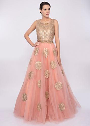 829fcbc246 Indo Western Gown: Buy Designer Indo Western Gowns for Women Online ...