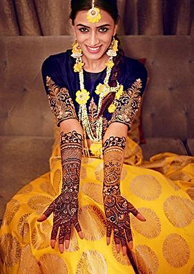 The Mehendi Collection
