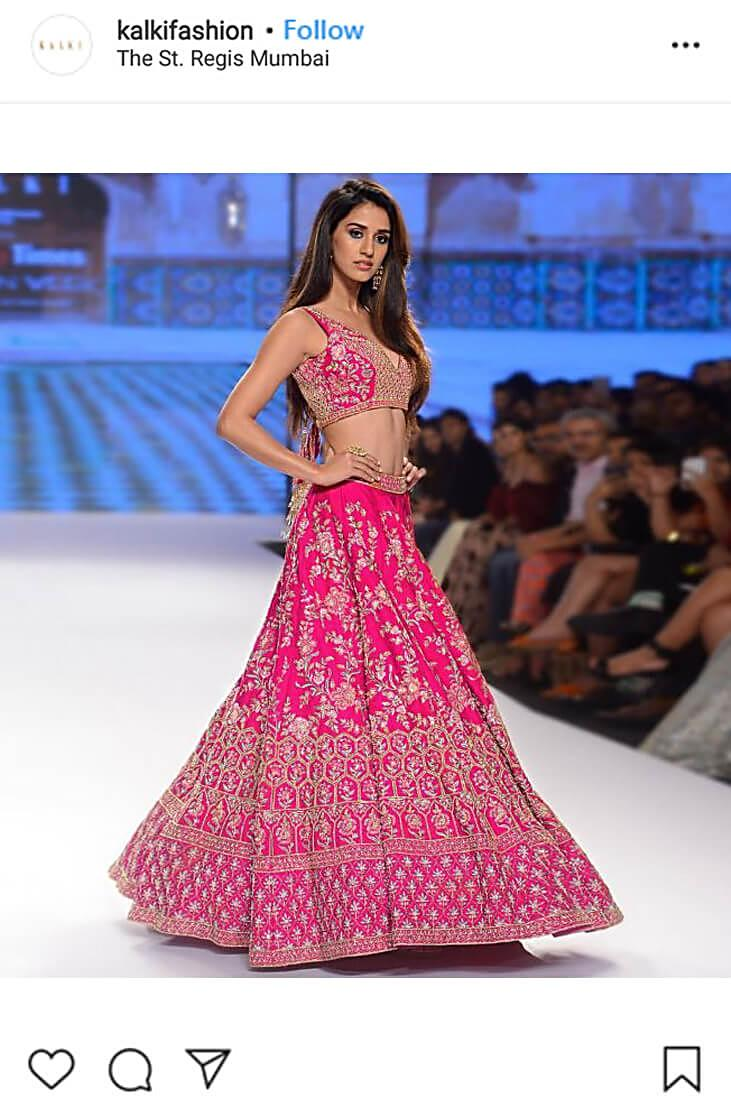 Disha Patani wears Kalkifashion